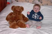 January 10, 2004 - 8 months old